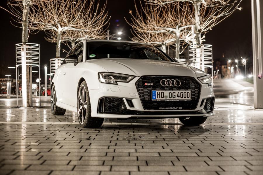 Audi RS3 Limousine mieten