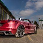 Audi TT RS Cabrio mieten