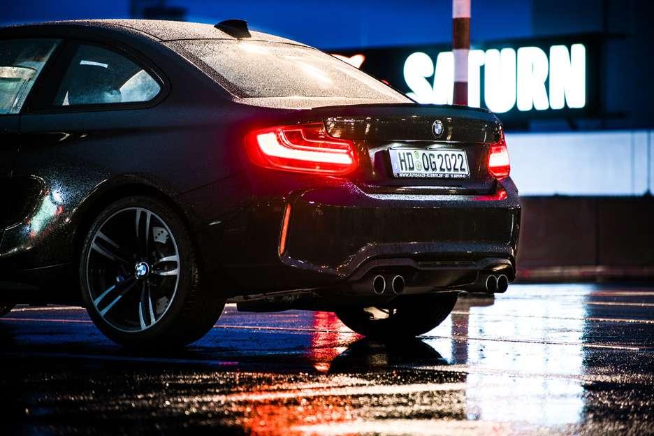 BMW M2 Coupe mieten