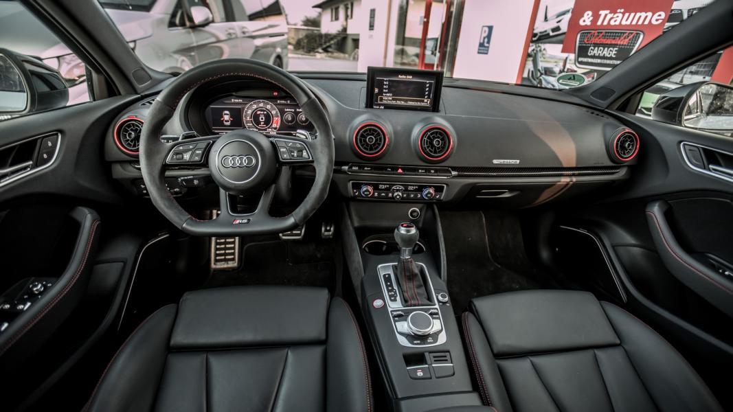 Audi Innenraum RS