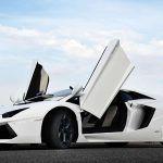 Lamborghini aventador mieten