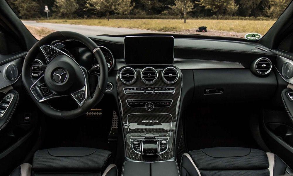 Mercedes Benz C63S mieten