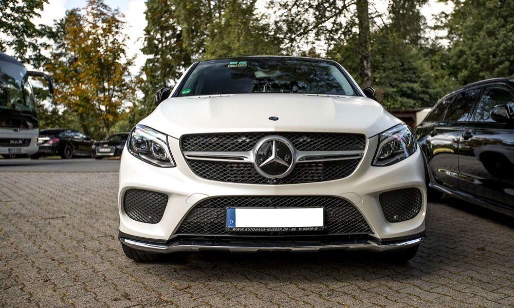 Mercedes Benz GLE mieten