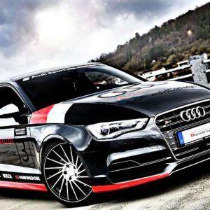 Audi S3 Limousine Quattro Design