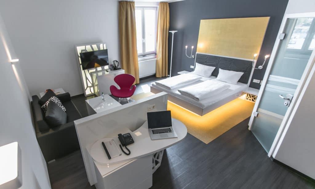 hotel Sinsheim Sportwagen paket